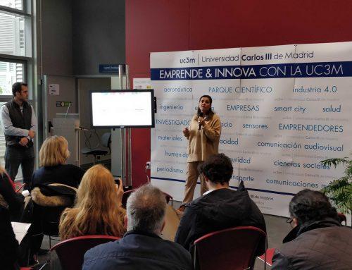 IBiDat participa en el Foro UC3M & Innovación 2019
