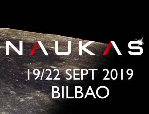 """Iñaki Úcar, miembro de IBiDat, asiste como ponente a """"Naukas Bilbao 2019"""""""