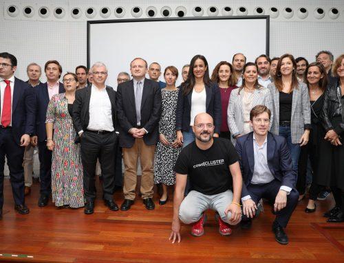 Participación de Rosa Elvira Lillo en la presentación del Clúster sobre Big Data organizado por el Ayuntamiento de Madrid