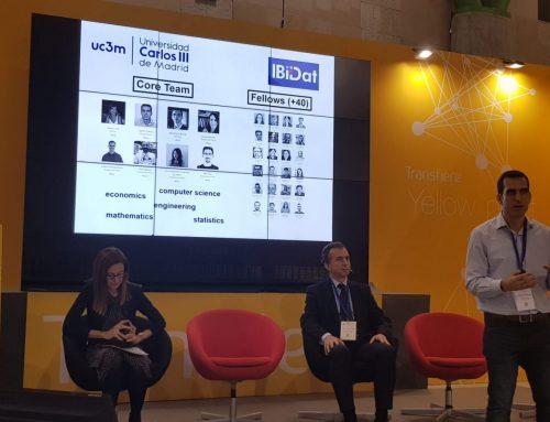 Rubén Cuevas, subdirector de IBiDat, participa en Transfiere, Foro Europeo para la Ciencia, Tecnología e Innovación