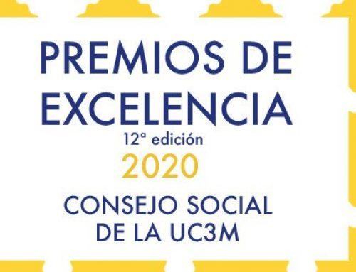 Eduardo García Portugués y Carlos Ruíz Mora reciben el Premio de Excelencia 2020-Joven Personal Investigador Doctor