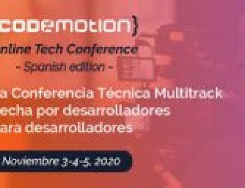 Iñaki Úcar participa como conferenciante en Condemotion Online Tech Conference