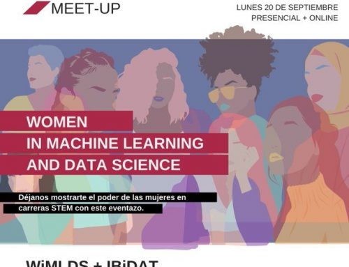 Evento Meet-Up Women in Machine Learning and Data Science